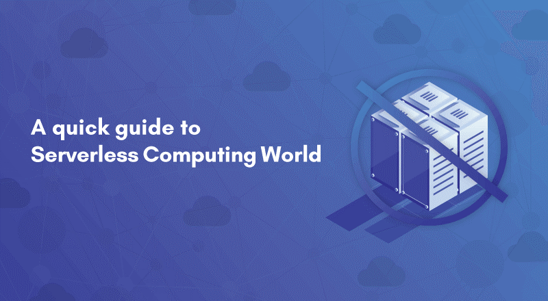 Beginner's Guide to Serverless Computing